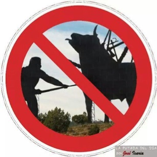 no-bullfight-no-toro-de-la-vega-tordesillas